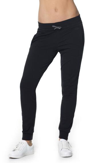 Icebreaker W's Crush Pants Black/Charcoal